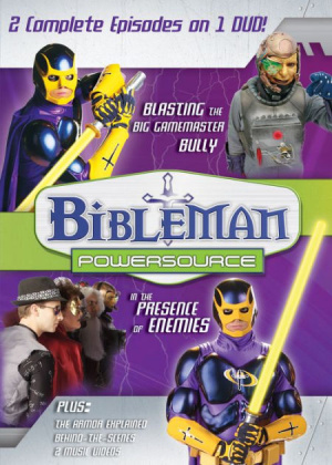 Bibleman Powersource Vol 10 Blasting The
