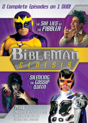 Bibleman Genesis Vol 1 The Six Lies Of T