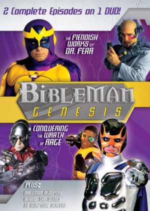 Bibleman Genesis Vol 3 The Fiendish Work