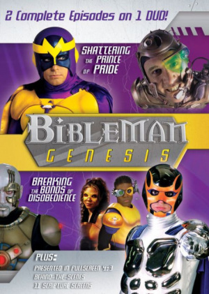 Bibleman Genesis Vol 4 Shattering The Pr