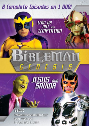 Bibleman Genesis Vol 5 Lead Us Not Into