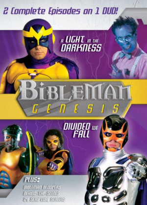 Bibleman Genesis Vol 6 A Light In The Da