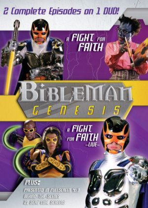 Bibleman Genesis Vol 7 A Fight For Faith