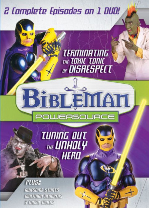 Bibleman Powersource Vol 8 Terminating T