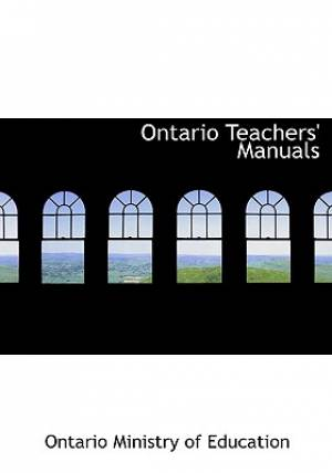 Ontario Teachers' Manuals