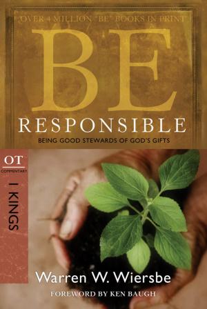 Be Responsible 1 Kings