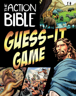 Action Bible Guess It Game