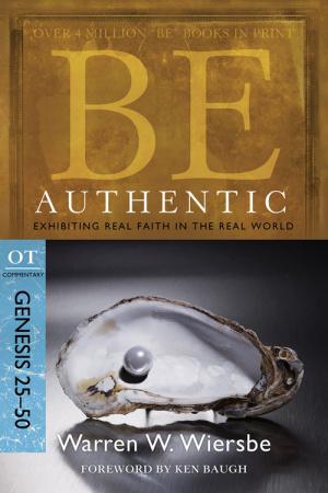Be Authentic Genesis 2550