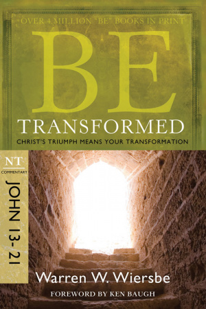 Be Transformed John 13-21 Pb