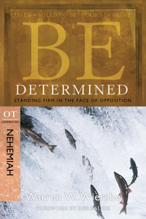 Be Determined  Nehemiah