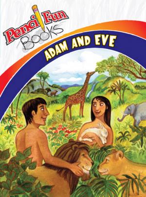 Adam And Eve Pencil Fun Books Pack of 10