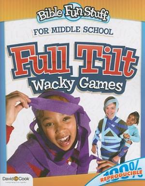 Bible Fun Stuff Full Tilt Wacky Games Pb