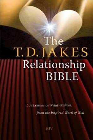 T.D. Jakes Relationship Bible