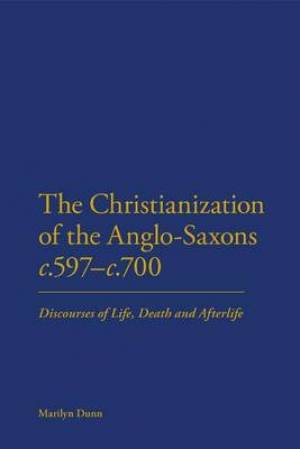 Christianization Of The Anglo-saxons