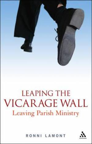 Leaping The Vicarage Wall Pb