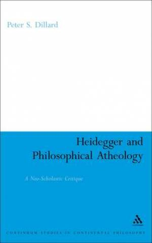 Heidegger and Philosophical Atheology