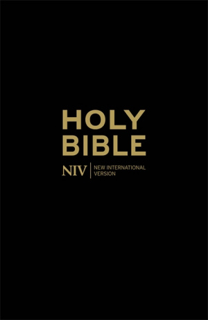 NIV Anglicised Gift and Award Bible