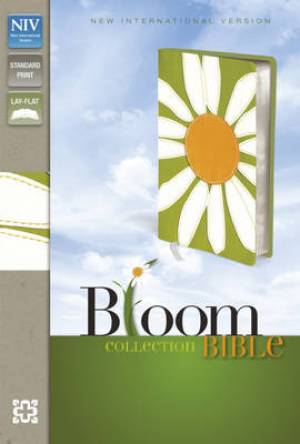 NIV Thinline Daisy Bible