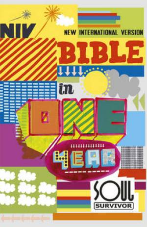 Soul Survivor Bible in One Year 10 pack