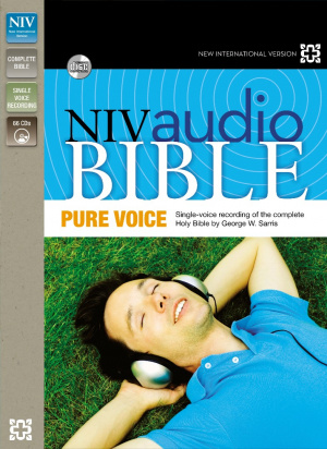 NIV Audio Bible Pure Voice