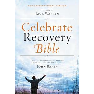 NIV Celebrate Recovery Bible Paperback