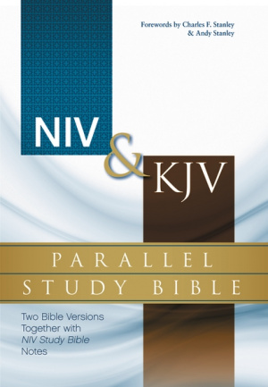NIV/KJV Parallel Study Bible