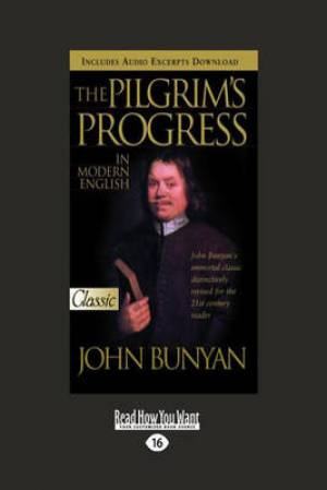 Pilgrim's Progress in Modern English Large Print