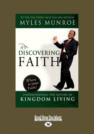 Rediscovering Faith Trade Paper