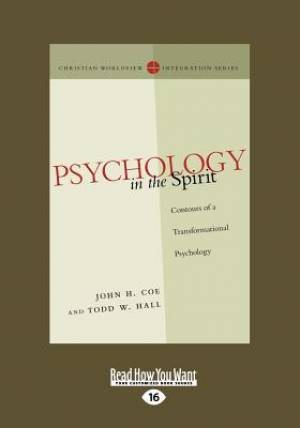 Psychology in the Spirit (1 Volume Set)