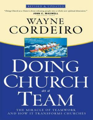 Doing Church as a Team: (1 Volume Set)