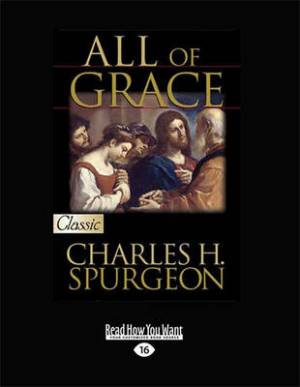 All of Grace (1 Volumes Set)