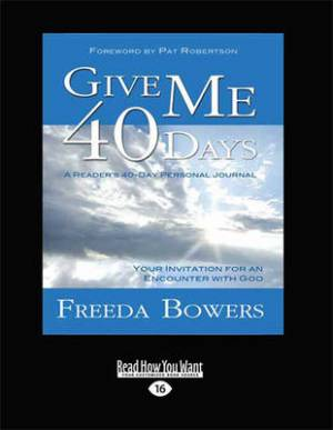 Give ME 40 Days (1 Volumes Set)