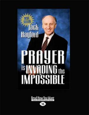 Prayer Invading Impossible (1 Volumes Set)