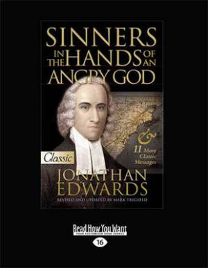 Sinners Hands Angry God (1 Volumes Set)