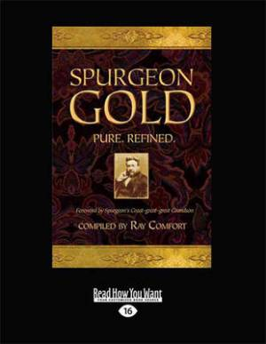 Spurgeon Gold-Pure Refined (1 Volumes Set)
