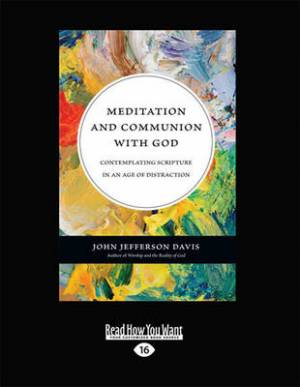 Meditation and Communion with God