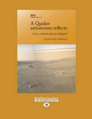 A Quaker Astronomer Reflects