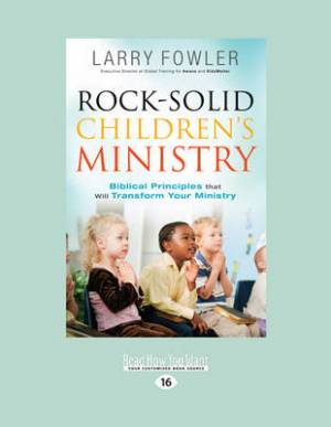 Rock Solid Children's Ministry