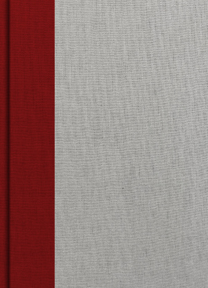 NKJV Holman Study Bible:  Crimson/Gray Cloth Over Book