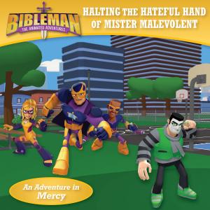 Halting the Hateful Hand of Mister Malevolent/Pulverizing th