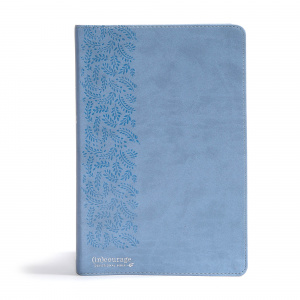 CSB (in)courage Devotional Bible, LeatherTouch