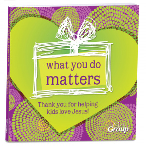 What You Do Matters H/B