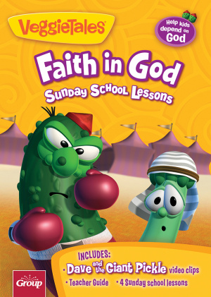 Faith in God: 4 S/School Lessons