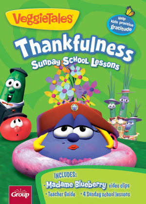 Thankfulness: 4 S/School Lessons