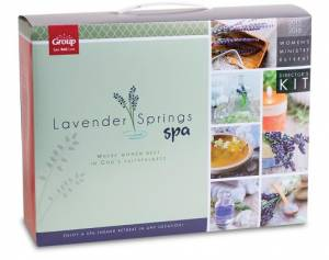 Lavendar Springs Spa Women's Retreat Kit