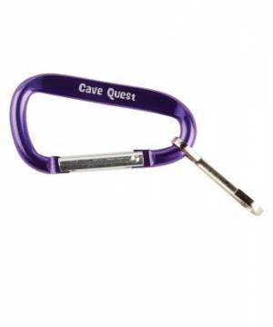 Cave Quest Carabiners Pkt of 10