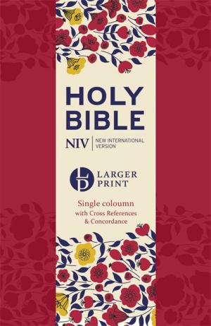 NIV Compact Single Column Reference Bible