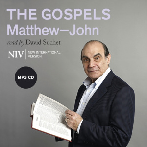 NIV Audio Bible MP3 The Gospels