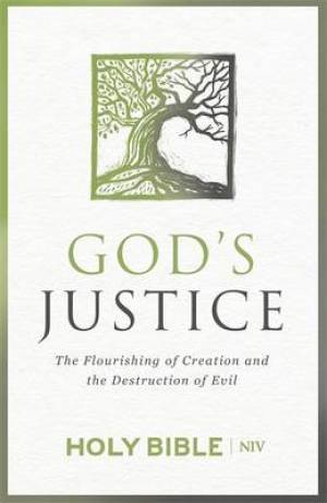NIV God's Justice Bible