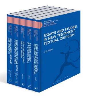 Biblical Studies: Biblical Languages - Bloomsbury Academic Collections